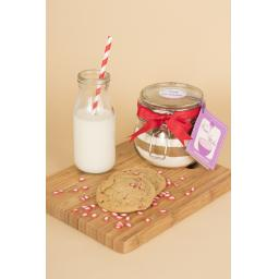 Strawberry And Crème Cookie Jar