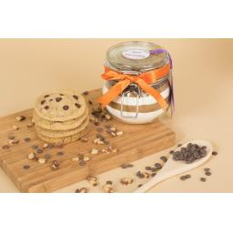 Choc Chip And Fudge Cookie Jar