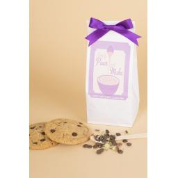 Mint And Milk Chocolate Cookie Bag