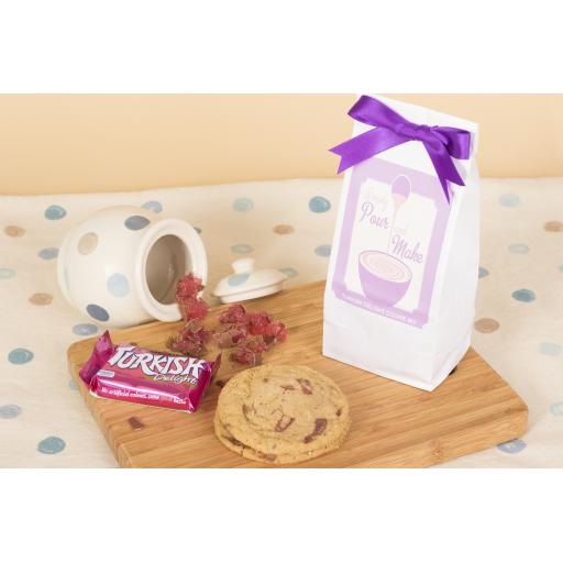 Turkish Delight Cookie Bag