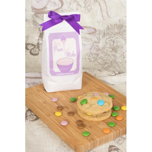 Rainbow Cookie Bag