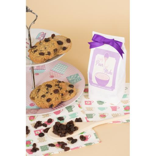 Oatmeal And Raisin Cookie Bag