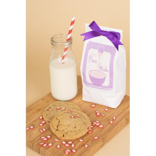 Strawberry And Crème Cookie Bag